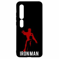 Чехол для Xiaomi Mi10/10 Pro The Invincible Iron Man