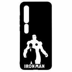 Чехол для Xiaomi Mi10/10 Pro Tony iron man