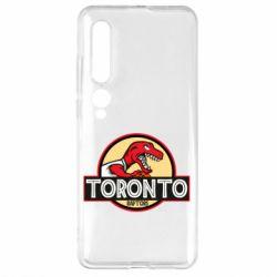 Чехол для Xiaomi Mi10/10 Pro Toronto raptors park