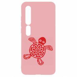 Чехол для Xiaomi Mi10/10 Pro Turtle fossil