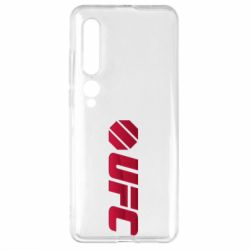 Чехол для Xiaomi Mi10/10 Pro UFC Main Logo