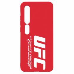 Чехол для Xiaomi Mi10/10 Pro UFC
