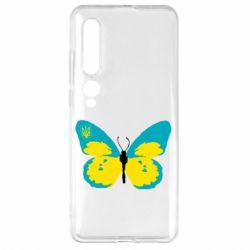 Чехол для Xiaomi Mi10/10 Pro Український метелик