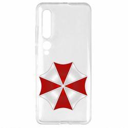 Чехол для Xiaomi Mi10/10 Pro Umbrella Corp Logo