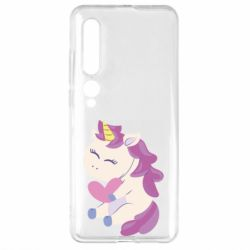 Чехол для Xiaomi Mi10/10 Pro Unicorn with love