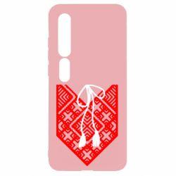 Чехол для Xiaomi Mi10/10 Pro Вишиванка з зав'язкою