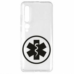 Чехол для Xiaomi Mi10/10 Pro Warface: medic