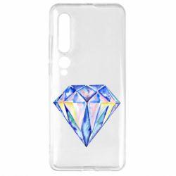 Чехол для Xiaomi Mi10/10 Pro Watercolor diamond