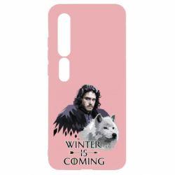Чехол для Xiaomi Mi10/10 Pro Winter is coming I