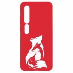 Чехол для Xiaomi Mi10/10 Pro Wolf And Fox