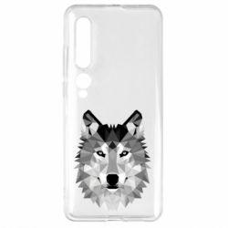 Чехол для Xiaomi Mi10/10 Pro Wolf Art
