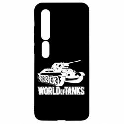 Чехол для Xiaomi Mi10/10 Pro World Of Tanks Game