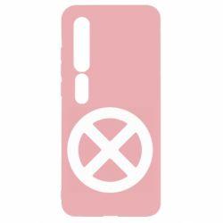 Чехол для Xiaomi Mi10/10 Pro X-man logo