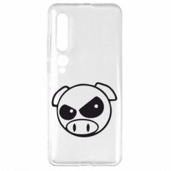 Чехол для Xiaomi Mi10/10 Pro Зла свинка