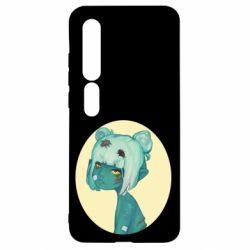 Чехол для Xiaomi Mi10/10 Pro Zombie girl with beetles