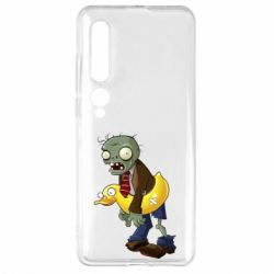 Чехол для Xiaomi Mi10/10 Pro Zombie with a duck