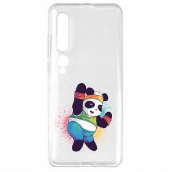Чехол для Xiaomi Mi10/10 Pro Zumba Panda