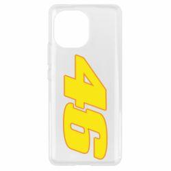 Чохол для Xiaomi Mi11 46 Valentino Rossi