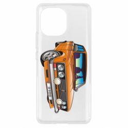 Чехол для Xiaomi Mi11 A car