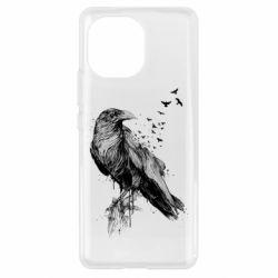 Чохол для Xiaomi Mi11 A pack of ravens