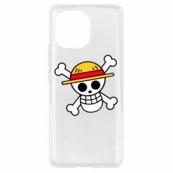 Чохол для Xiaomi Mi11 Anime logo One Piece skull pirate