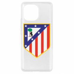 Чехол для Xiaomi Mi11 Atletico Madrid