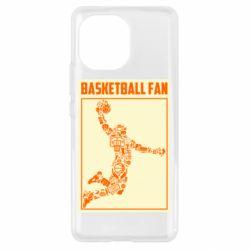 Чохол для Xiaomi Mi11 Basketball fan
