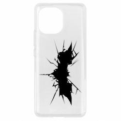 Чохол для Xiaomi Mi11 Batman cracks