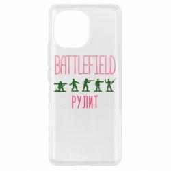 Чохол для Xiaomi Mi11 Battlefield rulit