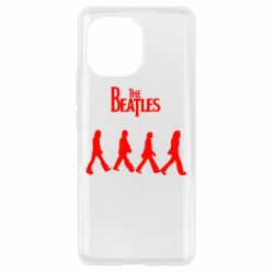 Чохол для Xiaomi Mi11 Beatles Group