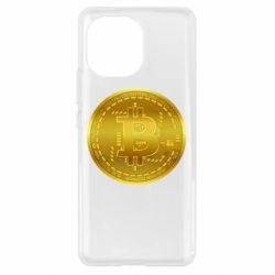Чохол для Xiaomi Mi11 Bitcoin coin