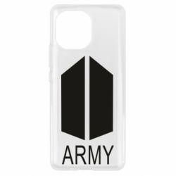 Чехол для Xiaomi Mi11 Bts army