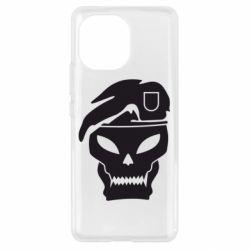 Чохол для Xiaomi Mi11 Call of Duty Black Ops logo