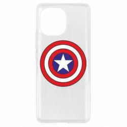 Чехол для Xiaomi Mi11 Captain America