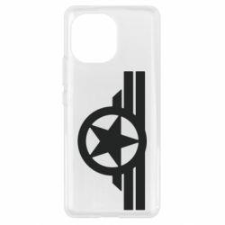 Чехол для Xiaomi Mi11 Captain's Star