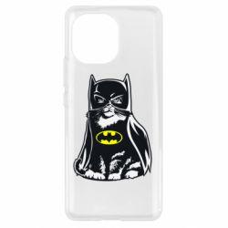 Чохол для Xiaomi Mi11 Cat Batman