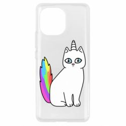 Чехол для Xiaomi Mi11 Cat Unicorn