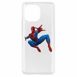 Чохол для Xiaomi Mi11 Людина павук