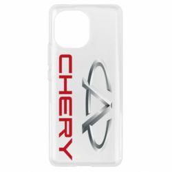 Чехол для Xiaomi Mi11 Chery Logo