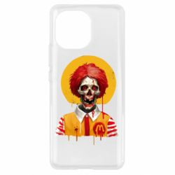 Чохол для Xiaomi Mi11 Clown McDonald's skeleton