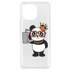 Чохол для Xiaomi Mi11 Cool panda