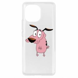 Чохол для Xiaomi Mi11 Courage - a cowardly dog