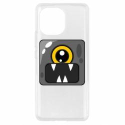 Чехол для Xiaomi Mi11 Cute black boss