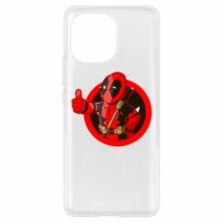 Чехол для Xiaomi Mi11 Deadpool Fallout Boy