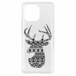Чохол для Xiaomi Mi11 Deer from the patterns