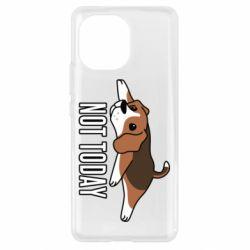 Чохол для Xiaomi Mi11 Dog not today