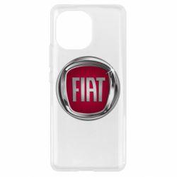Чохол для Xiaomi Mi11 Emblem Fiat
