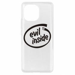 Чохол для Xiaomi Mi11 Evil Inside
