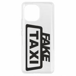 Чохол для Xiaomi Mi11 Fake Taxi