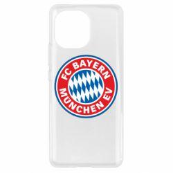 Чохол для Xiaomi Mi11 FC Bayern Munchen